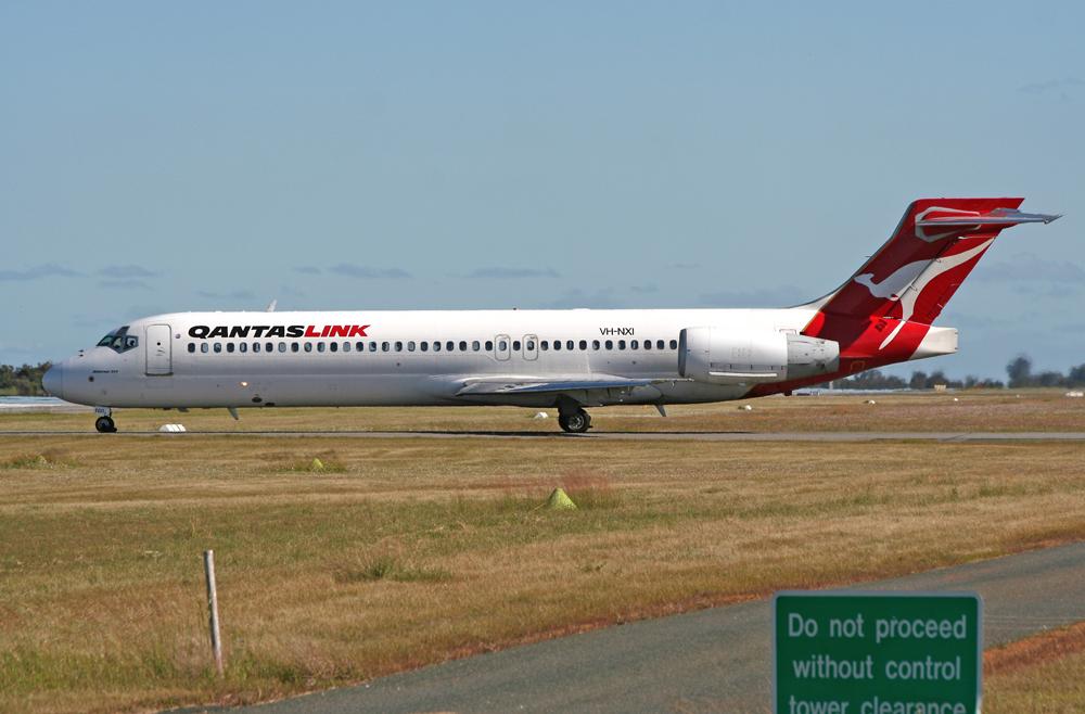 VH-NXI Qantas Link Boeing 717-2K9 7309