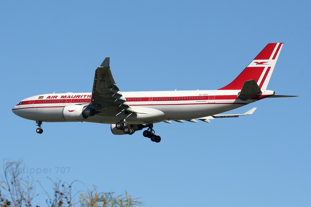 3B-NBM Air Mauritius A330-200