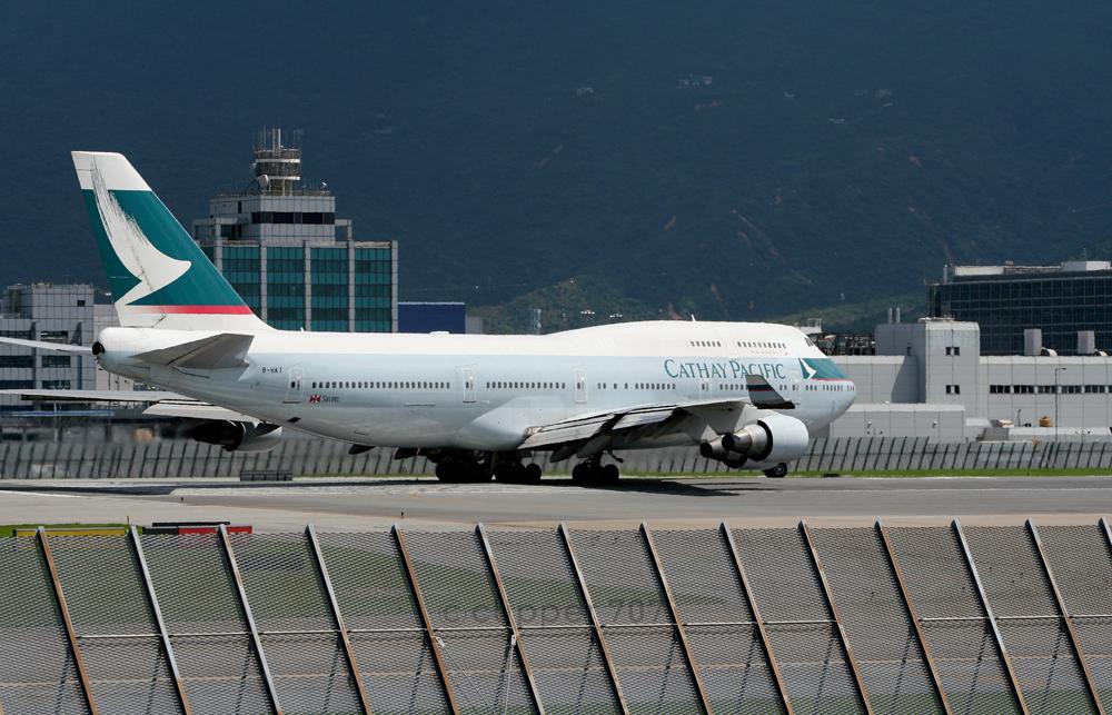 B-HKT Cathay Pacific 747-412 9361-2