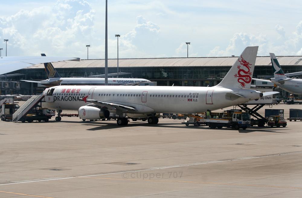 B-HTH Dragonair A321-231 9397-2