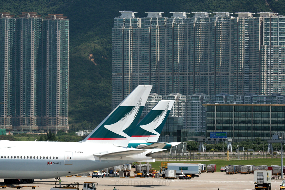B-KPC Cathay Pacific 777-367-ER 9343-2