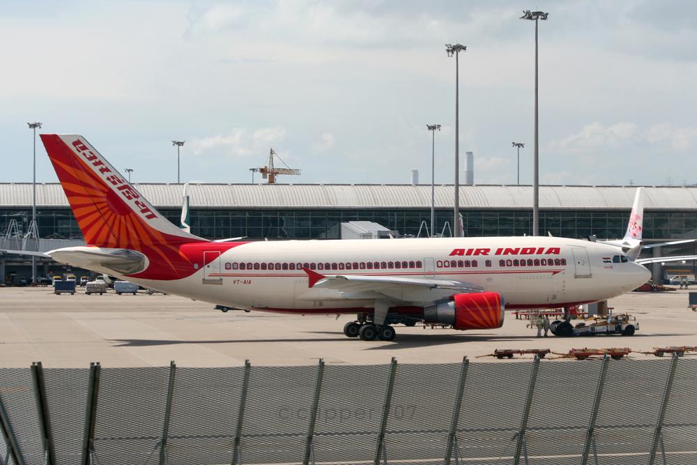 VT-AIA Air India A310-324 9400-2